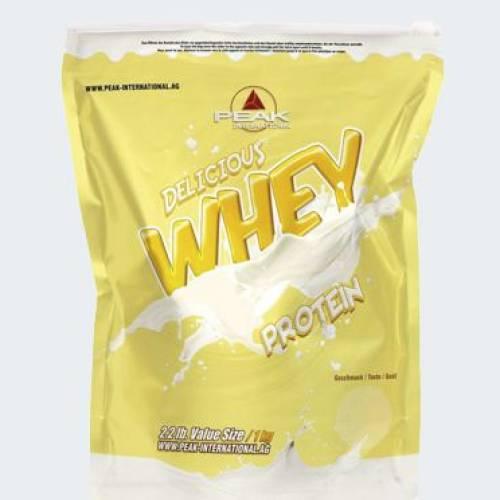 Delicious Whey Protein von PEAK