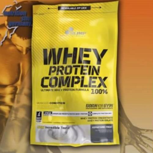 Test Whey Protein Complex 100% von Olymp/ Olimp